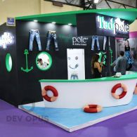 Tadpole exhibition stall design CMAI 2016-1