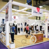 exhibition stall design for badasaab CMAI 2016-2