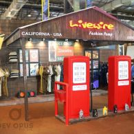 exhibition stall design for livewire CMAI 2016-3