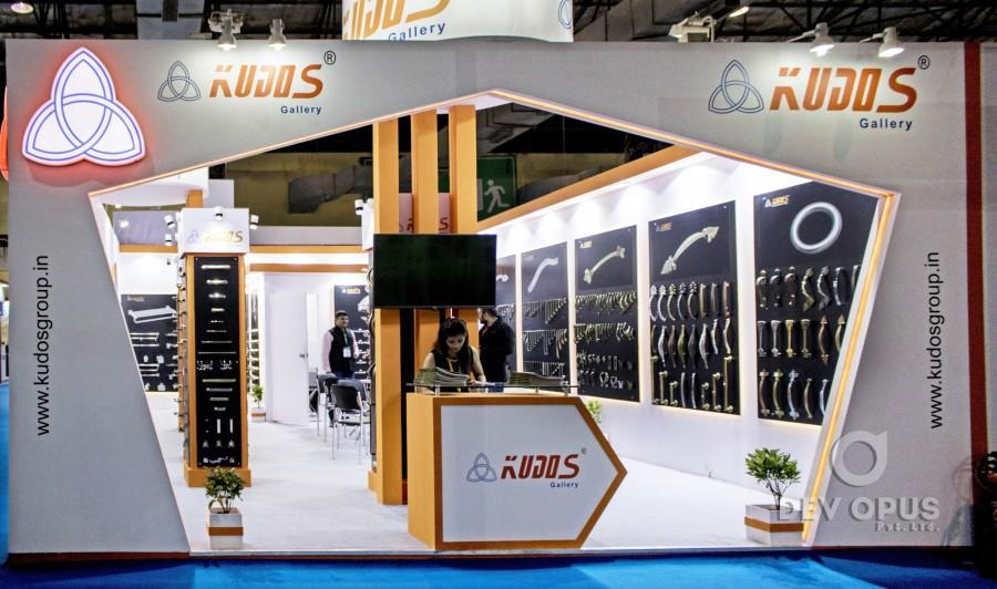 exhibition stall design for kudos 2016 - 3