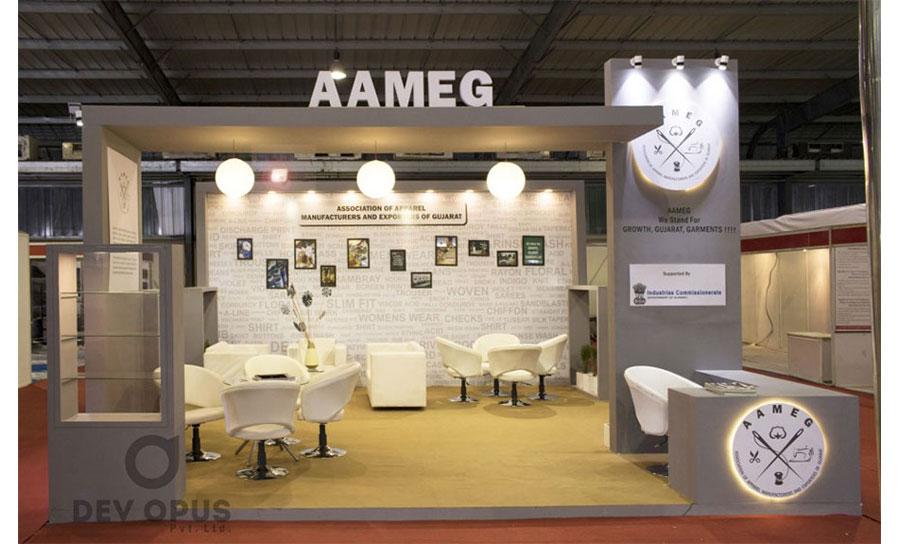AAMEG in Vibrant Gujarat 2017 - 1