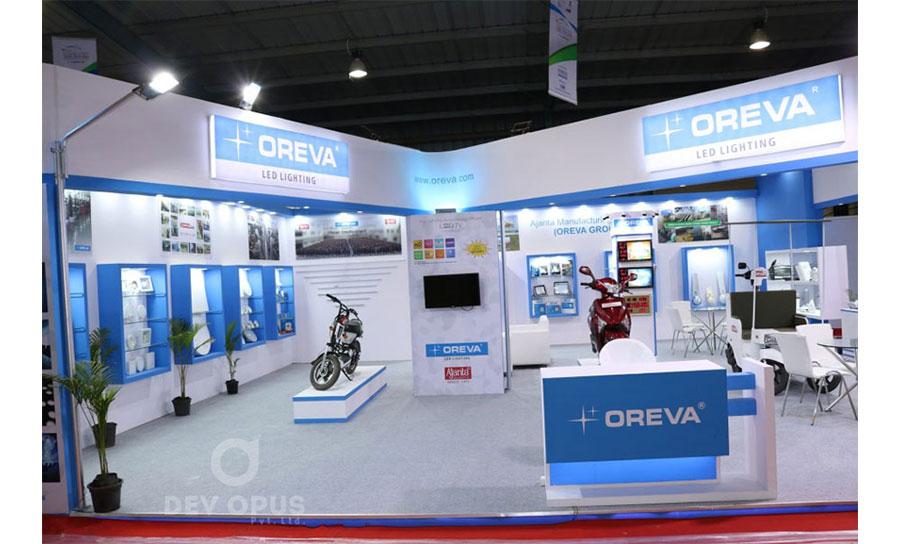 OREVA in Vibrant 2017 - 2
