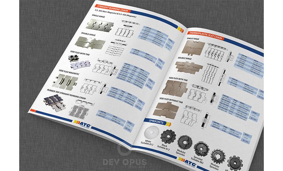 ATC Brochure Design 2