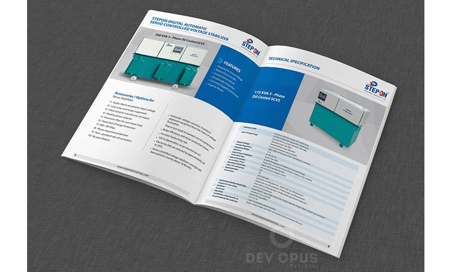 STEPON POWERMAC - brochure - 2