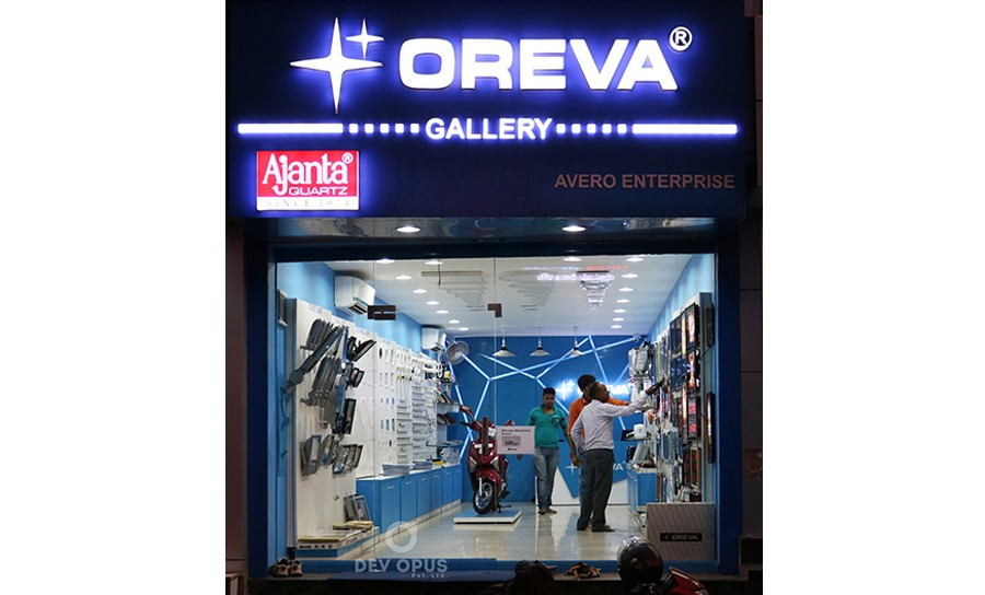 interior design for Oreva - 1
