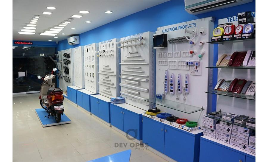 interior design for Oreva - 5