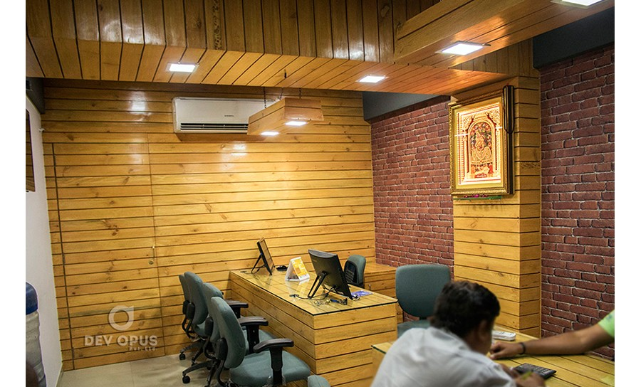 interior design for shakti corporation office - 2