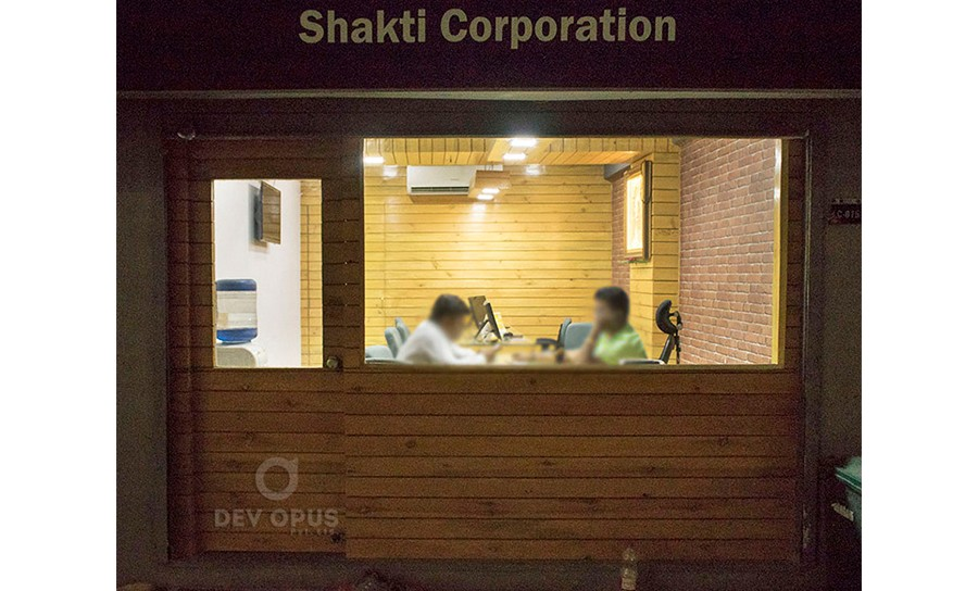 interior design for shakti corporation office - 3